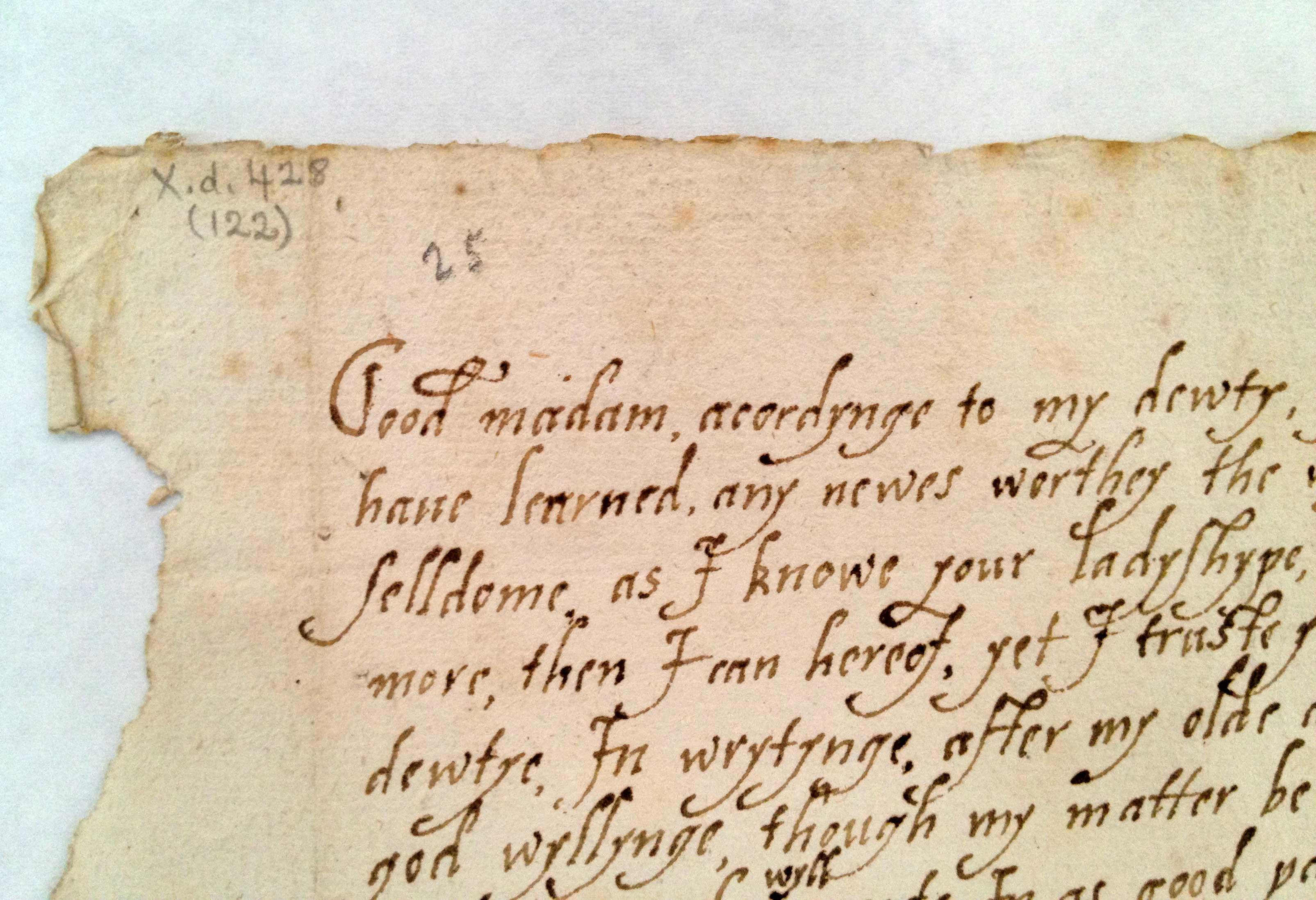 women s early modern letters online wemlo emlo