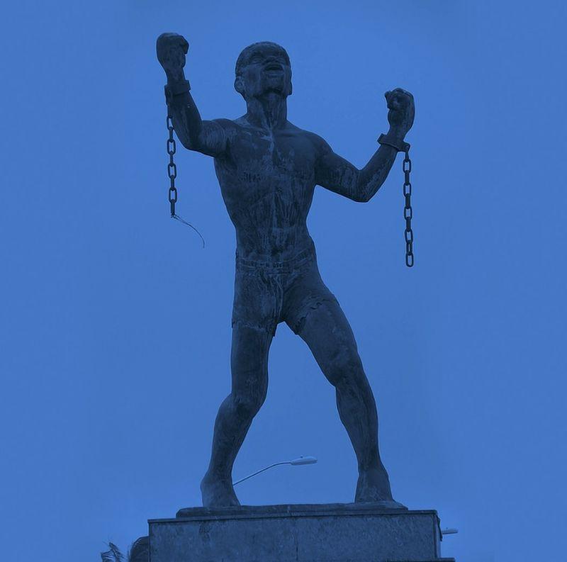 Emancipation Statue, Barbados