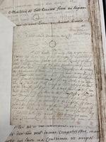 Elias Neau to John Hodges (Treasurer)