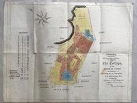 Map of Codrington Plantation