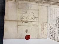 Governor Robert Lowther to John Chamberlayne (Secretary)
